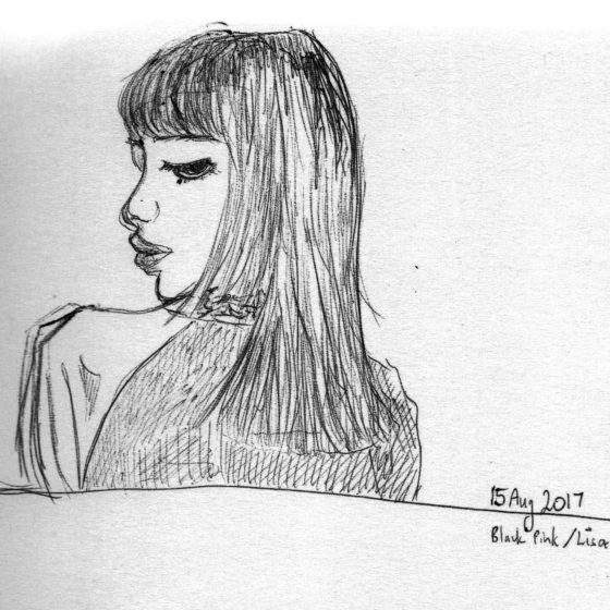 blackpink_lisa_sketch
