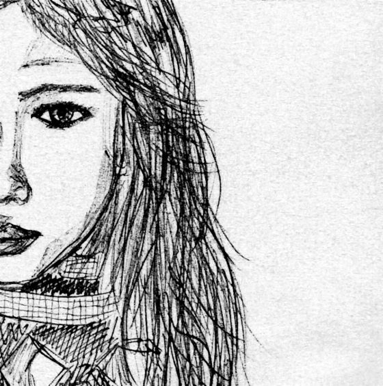 blackpink_rose-sketch